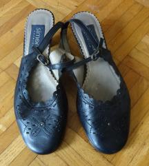 Usnjeni sandali, št. 39