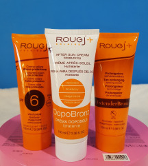 ROUGJ komplet sončne kozmetike ( mpc 32 € )