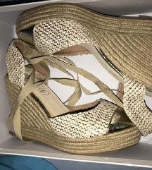 Renini sandali s polno peto