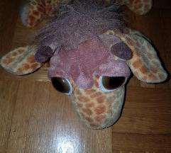 plišasta žirafa