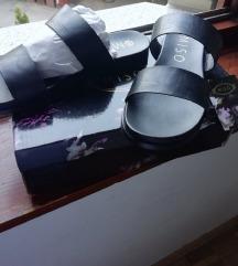 Črni sandali *novi*