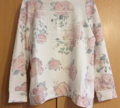 Cvetlični pulover