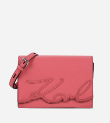 Karl Lagerfeld, K/SIGNATURE SHOULDER BAG