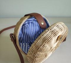 Poletna pletena torbica (nova)