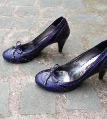 NILA&NILA Vibram št. 40 usnjeni čevlji