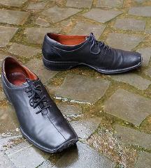 STUDIO DONNA št. 40 usnjeni čevlji (ITA)