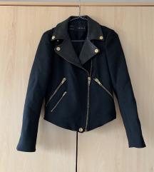Črna jakna Zara XS