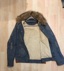 Moška denim jakna