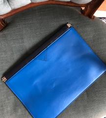 Zara usnjena pisemska torba
