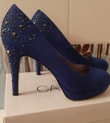 Čevlji s kristalčki