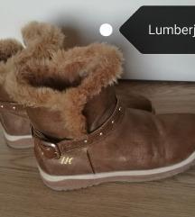 Škornji Lumberjack št. 33