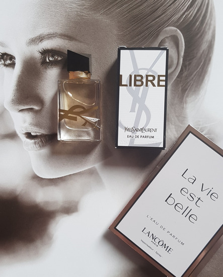 YSL 💜 Libre mini parfum + darilo NOVO