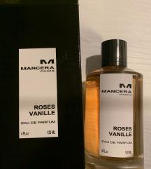 Roses vanille, 120 ml, edp