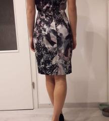Obleka elegantna kratka h&m 36/S