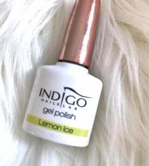 Indigo gel lak - Lemon ice