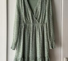 Zelena obleka NOVO