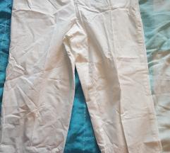 Tanke bele poletne hlače