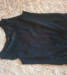 h&m črna bluza, 38