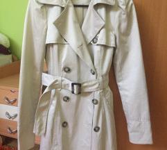 Kot nov trench coat trenčkot orsay