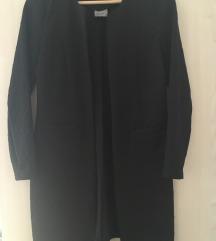 Vero Moda tanek črn plašč/jopica