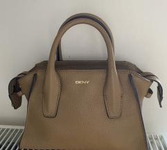 Original DKNY usnjena torbica