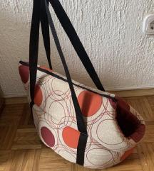 Nosilna torba za psa