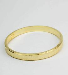 Zlata zapestnica(nerjaveče jeklo)obroč