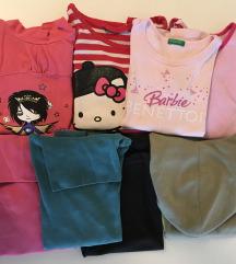 Otroška oblačila št. 110