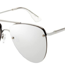 LE SPECS The Prince silver očala