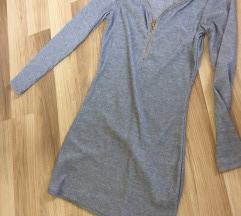siva oblekica