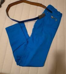 Jeans s pasom