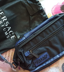 VERSACE:kozmetična / toaletna torba+ dust bag