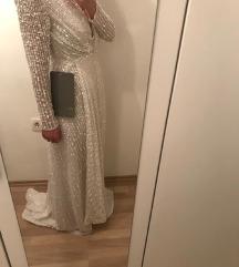 Poročna svečana obleka
