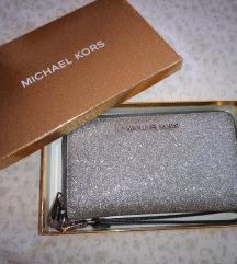 Michael Kors Silver denarnica