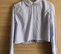 Belo modra srajca