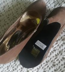 Rjavi čevlji