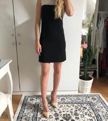 Črnobela obleka