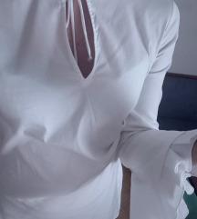 Zara elegantna srajca tunika-PPT gratis