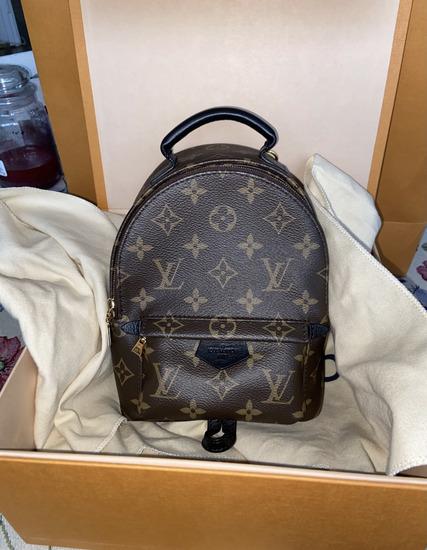 Louis Vuitton PSM nahrbtnik