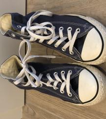 Modre Superge Converse- All star