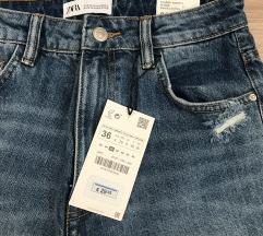 Zara popolnoma nove hlače - mpc 29,95