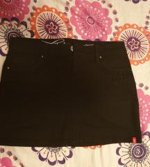 Jeans mini krilo EDC by Esprit