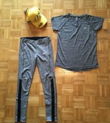 Nike, Adidas, Fila & Danza športna oblačila