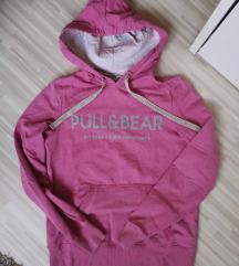 Pull & bear roza pulove