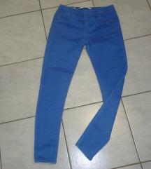 Bershka  DENIM-jeans hlačne legice