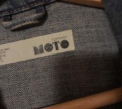 Jeans denim jakna Topshop M NOVA!!!