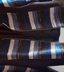 Črno-modra jaknica