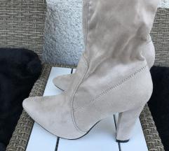 škornji nad koleni / overknee boots