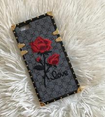 Ročno izdelan ovitek za iPhone 6/6s Gucci