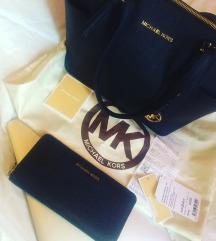 MK torba in denarnica ORIGINAL